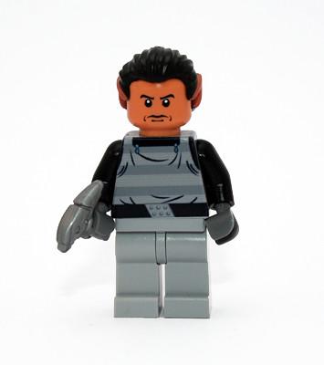 Custom minifig Romulan custom minifig