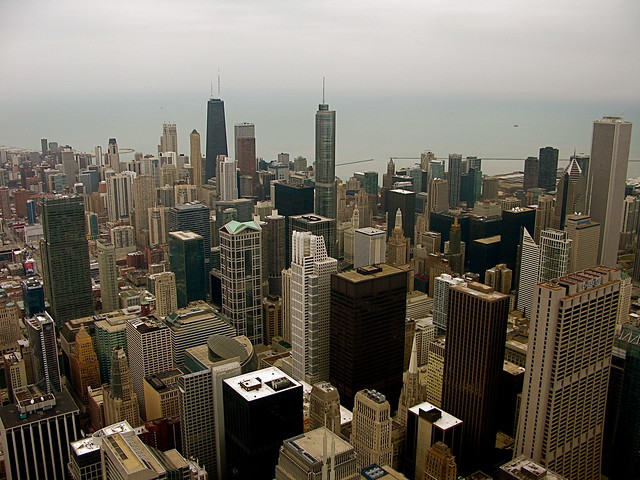 From Willis/Sears Tower