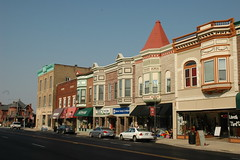 Historical Downtown Shopping District