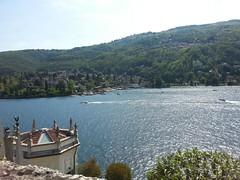 Lago Maggiore Isola Bella terrazza 1