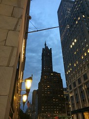 57 St. 5th Ave (lauriehan2008) Tags: city manhattan ny newyork dusk september building window