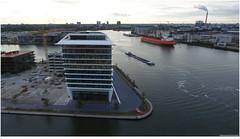 AdamDronePics - Houthavens - Amsterdam - Netherlands (Bocaj47) Tags: 2016 adamdronepics amsterdam amsterdamhaven b47 dji drone houthavens nederland netherlands phantom34k