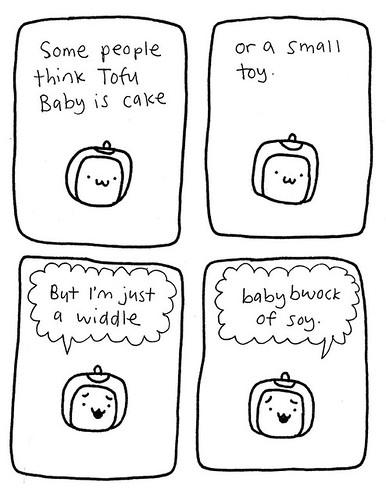 Tofu Baby Number 155