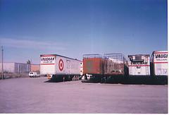 Vaughan Yd app 1988 (MurrayJoe) Tags: flat top transport chiller van vaughan volume pantech