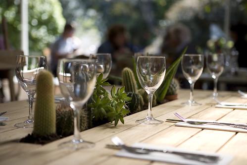 Garden Café at Mount Usher by Avoca Ireland