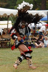 Redhawk Nation Pow Wow  Aztec Dancer (-ellie_) Tags: ny newyork nikon dancers aztec feathers dancer newyorkstate regalia powwow hudsonvalley redhawk aztecdancer nikond80 redhawknativeamericanartscouncil redhawkartscouncil redhawknation redhawknationpowwow lowerhudsonvalleynativeamericancelebration