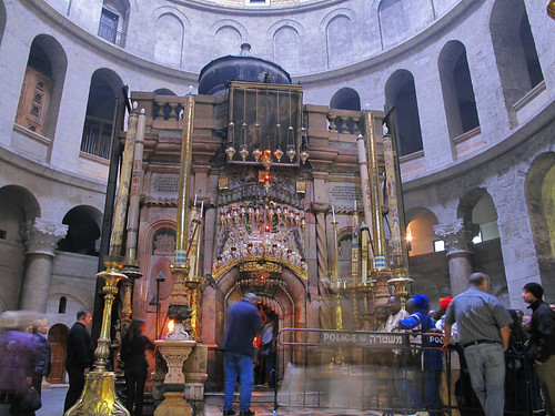 Station 14 Tomb of Jesus