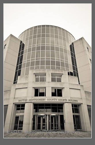 Dayton Montgomery County Courts Building