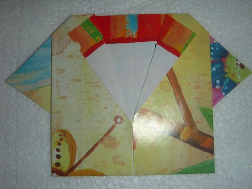Origami #26: Shirt