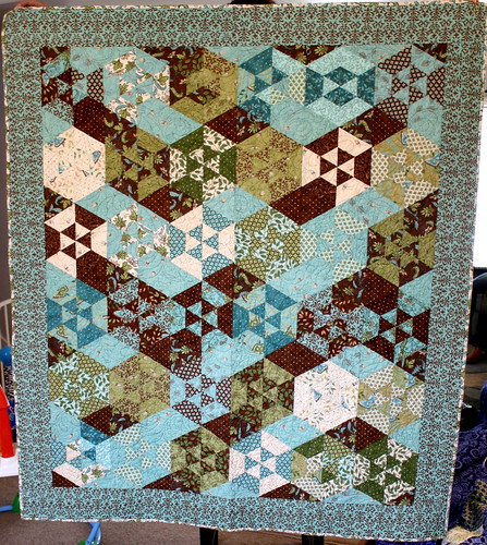 Zig Zag Quilt for Ashley