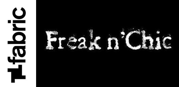 Freak n'Chic Fabric Promo Mixed by Anthony Collins (Image hosted at FlickR)