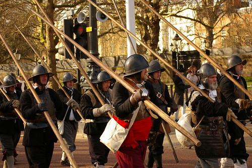 Charles I parade - 18