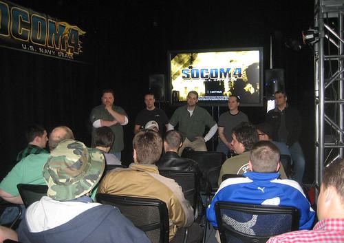 Community Day 2011 Panel