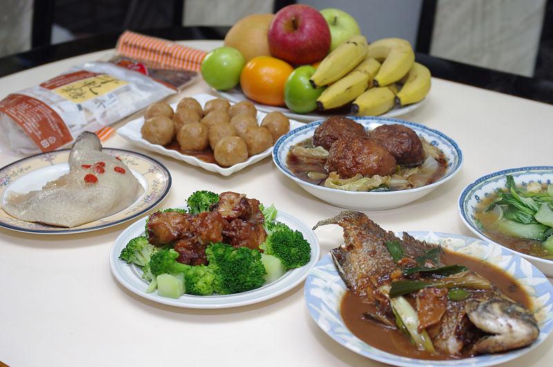 2011除夕午餐