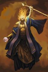 genasi wizard sorcerer (twen5) Tags: wizard sorcerer genasi