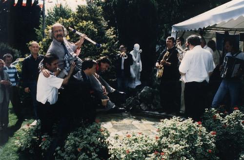 LE BAPTEME DE CLOVIS