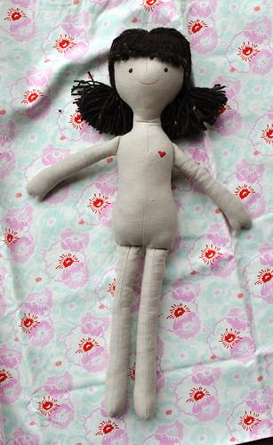 mae's poppy doll