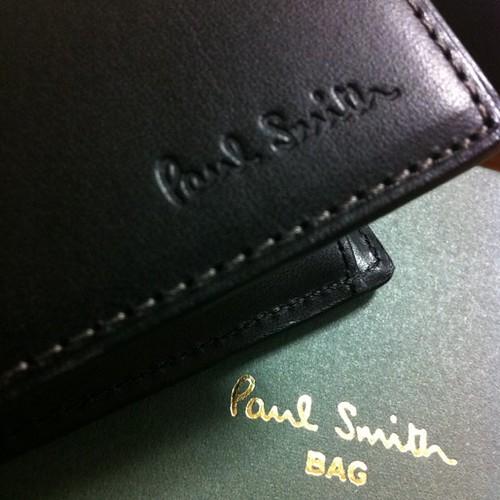 新しい、お財布。