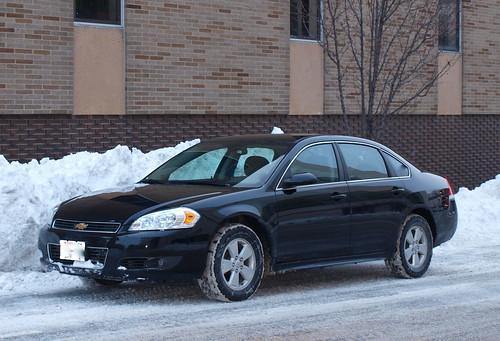 2010 Chevrolet Impala 9