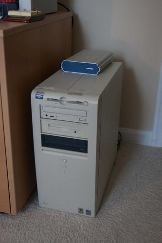luigi, the old print server