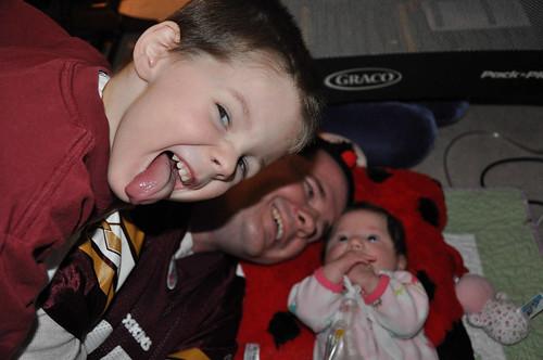 crazy kiddos