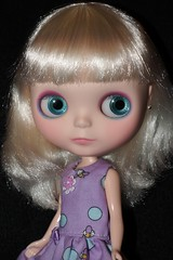 Up, Up & Away Custom #6~Turquoise Eyes
