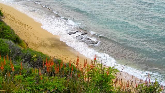 Hawaii, Oahu, Diamond Head Beach, beaches