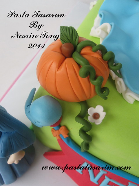 CINDIRELLA CAKE - NELIA BIRTHDAY