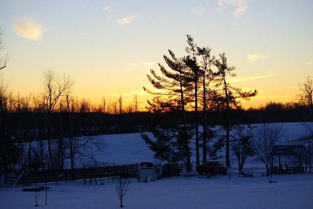 Another Kentucky Sunset