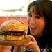 Yew: Follow Me Foodie and her Olympic burger