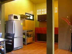 Escape Cabins Koh Lanta Kitchen