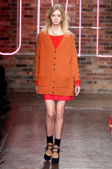 http://richgirllowlife.blogspot.com dkny fall 2011