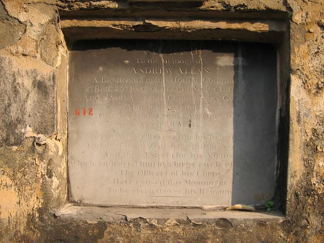 Grave, Park Street