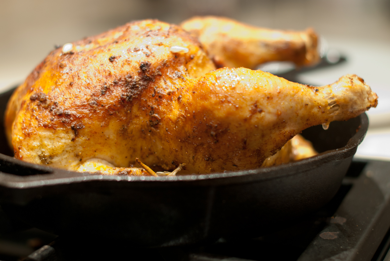 Mark Bittman's Simplest Whole Roast Chicken
