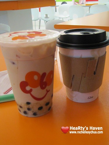 cobo milk tea