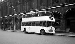 056-Birch Bros bus on route 203 at King's Cross, Pancras Road in the 1950's (Warsaw1948) Tags: kingscross stpancras londonstreets londonuk londonengland argylesquare balfestreet caledoniastreet actonstreet swintonstreet birchbros northlondon1950s pentonvilleroadinthe1950s centurycinemakingscross londoninthe1940s lxv213 kingscrossyorkway kingscrossinthe1940s bravingtonsjewellerskingscross kingscrossgasholders kingscrosstrolleybus caledonianroadinthe1950s londonthenandnow londonstreetsinthe1950s londonstreetsinthe1940s kingscrossinthe1930slondontransportinthe1940s londoninthe1930s londoninthe20thcentury londontramsinkingscross granadacinemakingscross regentcinemakingscross birkenheadstreetkingscross