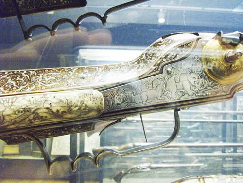 gun detail