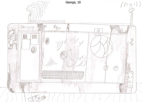 george sketch antenna