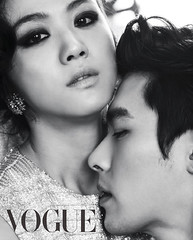 2011 March Vogue Korea Hyunbin & Tang Wei (Kamilie) Tags: hyunbin tangwei
