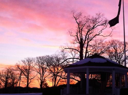 Milton Sunrise