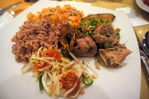 Sarawak cuisine by guest chef- Paya Serai-5