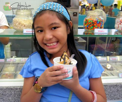 White Hat Yogurt, SM Calamba, Calamba-Online, Calamba