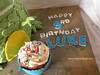 dino cuppie (iheartcakegf) Tags: birthday boy cake montana dinosaur greatfalls sugar cupcake trex tyrannosaurus fondant