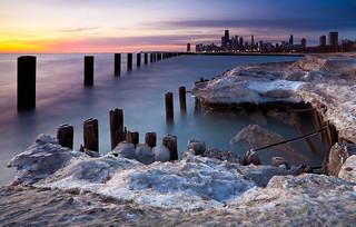 Sunrise Chicago2