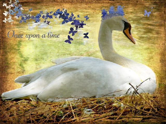 swan once upon a time