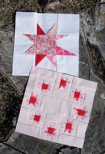 Do. Good Stitches February Wonky Star Blocks