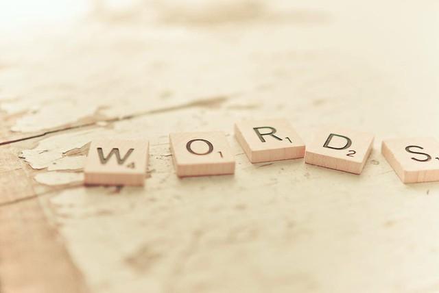 words {52/365}