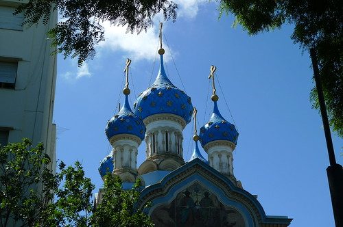 Russian Orthodox Church (Iglesia Apostolica Ortodoxa Rusa) - Buenos Aires, Argentina