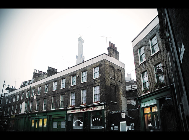 Near Borough Market