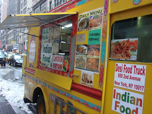 Desi Food Truck 39th